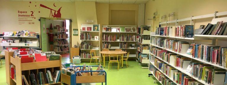 Re-découvrez la super bibliothèque de Senlis