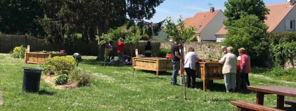Découvrez le premier jardin partagé de Senlis, dans le quartier de Brichebay