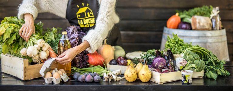 Des produits frais locaux à la Ruche Qui Dit Oui de Senlis