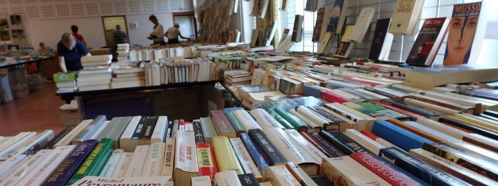 Faire circuler les livres dans la ville à Senlis